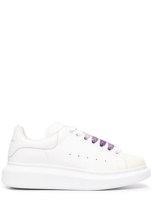 Item - White Oversized Sneakers Size EU 41 (Approx. US 11) Regular (M, B)