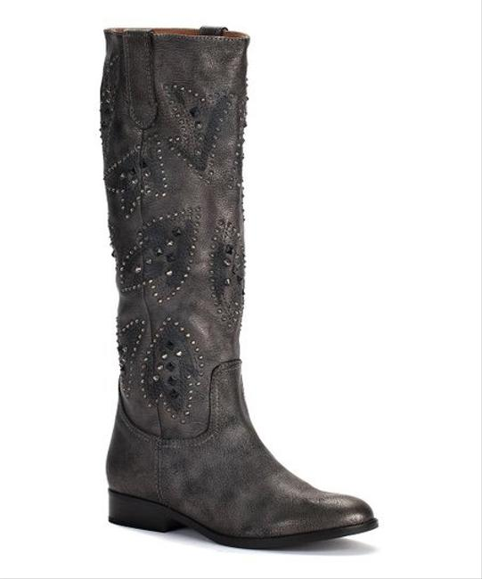 Item - Gray Co Phoenix Leather Tall New Boots/Booties Size US 5.5 Regular (M, B)