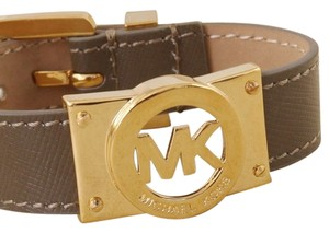 Michael Kors New Michael Kors Fulton Cuff Bracelet - Brown