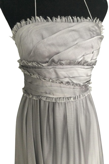 Item - Silver Collection Long Formal Dress Size 4 (S)