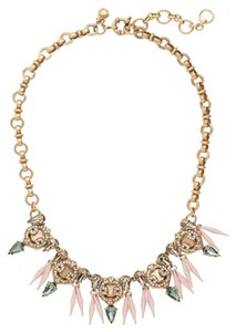 J.Crew J. Crew Jeweled Ornate Statement Necklace 2977