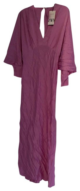 Item - Pink Kimono With Tags Long Casual Maxi Dress Size 2 (XS)