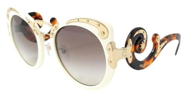 Item - Ivory/Gray 07ts (Vag0a7) Butterfly Very Rare Limited Edition Sunglasses