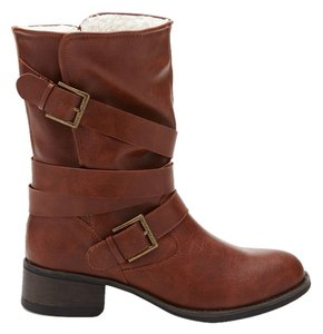 Nice Boot Chestnut Boots