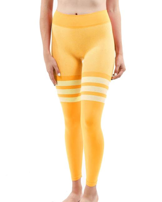 Item - Yellow Cassidy Activewear Bottoms Size 14 (L, 34)