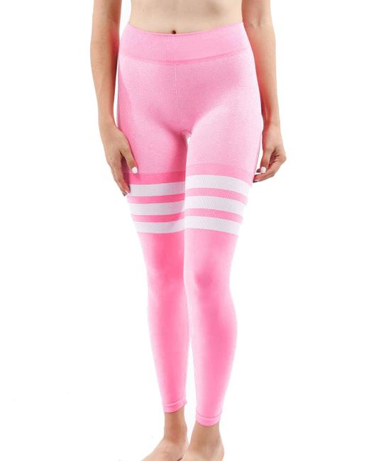 Item - Pink Cassidy Activewear Bottoms Size 14 (L, 34)