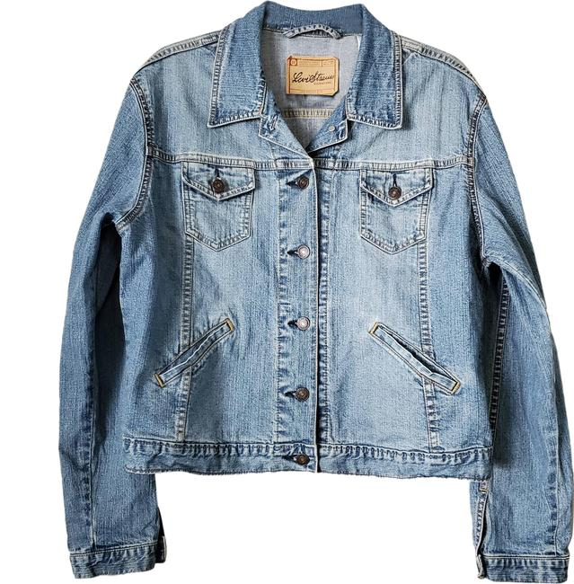 Signature by Levi Strauss Blue Misses 12/14 Jacket Size 12 (L) Signature by Levi Strauss Blue Misses 12/14 Jacket Size 12 (L) Image 1