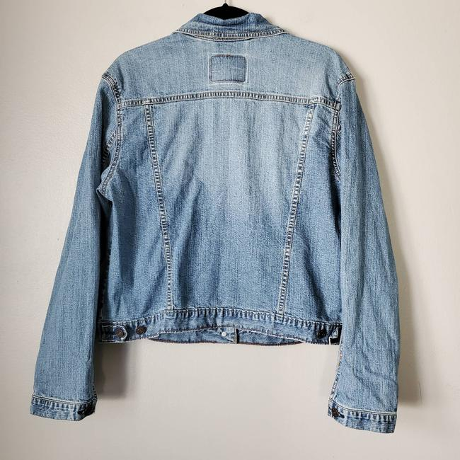 Signature by Levi Strauss Blue Misses 12/14 Jacket Size 12 (L) Signature by Levi Strauss Blue Misses 12/14 Jacket Size 12 (L) Image 4