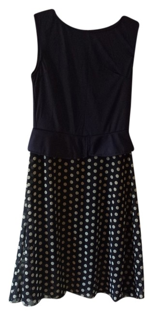 Preload https://item3.tradesy.com/images/other-dress-navy-blue-with-white-polka-dots-2933992-0-0.jpg?width=400&height=650