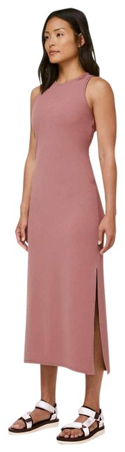 Item - Pink Get Red Dust (Blush) Casual Maxi Dress Size 6 (S)