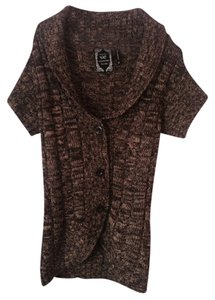Yoki short dress Brown on Tradesy
