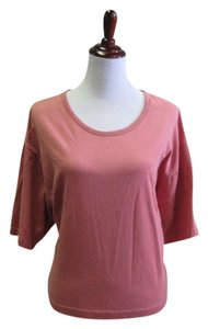 Phool T Shirt Pink