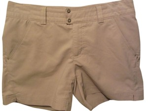 Colombia Sportswear Mini/Short Shorts khaki