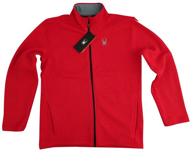 Item - Red Men's Large Activewear Outerwear Size 14 (L)