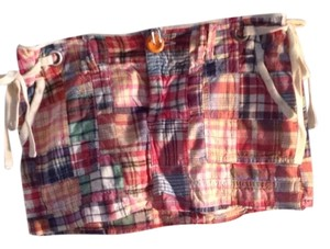 American Eagle Outfitters Skirt Patchwork