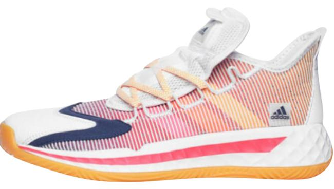 Item - Multicolored New Pro Boost Low Basketball For Men. Retail Sneakers Size US 10.5 Regular (M, B)