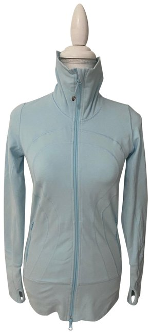 Item - Blue Activewear Outerwear Size 4 (S)