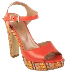 Hotic Orange Sandals