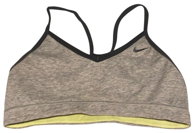 Item - Grey 2in1 Reversible Super Comfy Small Activewear Sports Bra Size 4 (S)