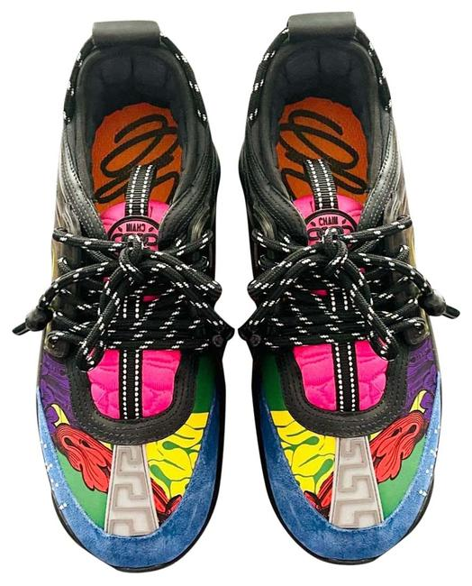 Item - Multi Color Chain Reactions Sneakers Size EU 39 (Approx. US 9) Regular (M, B)