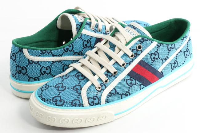 Item - Blue Tennis 1977 Gg Sneakers Shoes