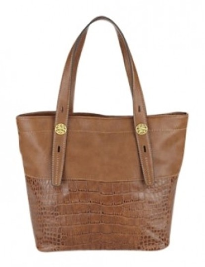 Preload https://item1.tradesy.com/images/jessica-simpson-brown-leather-tote-29350-0-0.jpg?width=440&height=440
