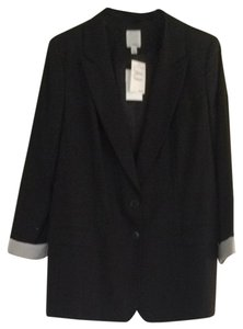 Halogen Black Blazer