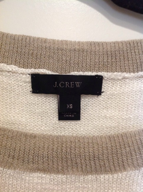 J.Crew Linen Casual Sweater