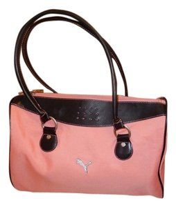 Puma Athletic Yoga PINK Travel Bag