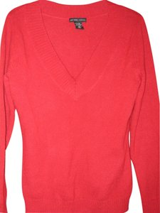 New York & Company V-neck Wool Blend Sweater