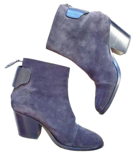 Item - Gray Ryland Suede Ankle Boots/Booties Size EU 38 (Approx. US 8) Regular (M, B)