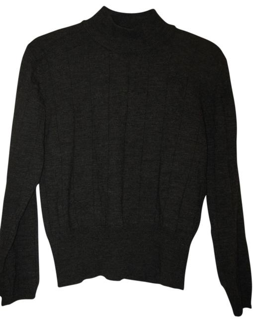 Lord & Taylor 100% Merino Wool Mock Turtleneck Sweater durable modeling