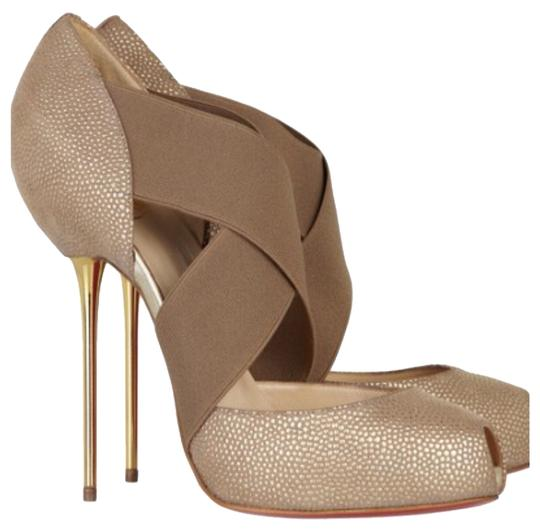 Preload https://item2.tradesy.com/images/christian-louboutin-gold-pumps-2935756-0-0.jpg?width=440&height=440