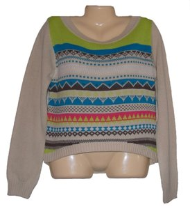 On Fire High Low Hem Size L New With Tags Sweater
