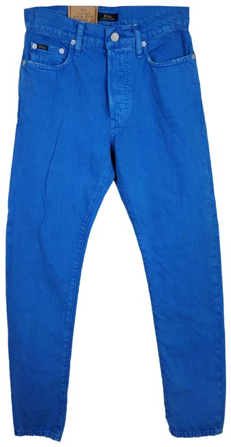 Item - Blue Distressed Callen High Rise Slim Skinny Jeans Size 25 (2, XS)
