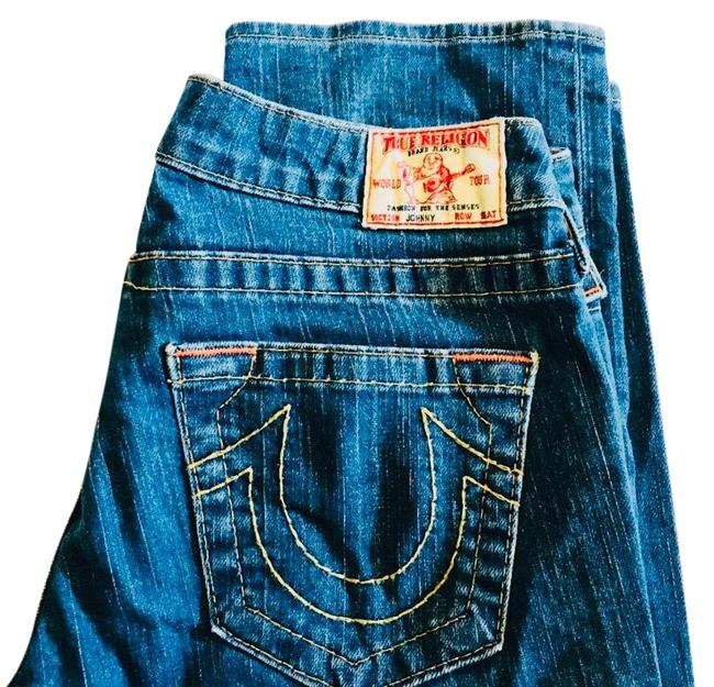 Item - Blue Johnny Boot Cut Jeans Size 4 (S, 27)