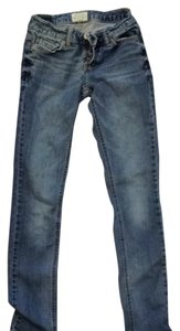 Aeropostale Skinny Jeans-Medium Wash