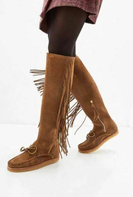Item - Brown Channing High Boots/Booties Size US 9.5 Regular (M, B)