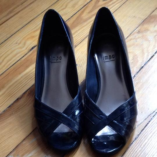 Impo Navy Blue Pumps