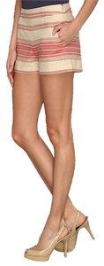 BCBG Max Azria Mini/Short Shorts multi red