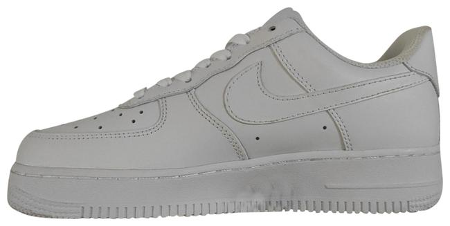 Item - White Women Air Force 1 '07 Low Us7 Sneakers Size US 7 Narrow (Aa, N)