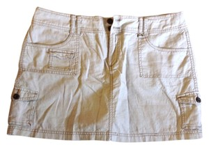 Sonoma Skort Mini Skirt Cream
