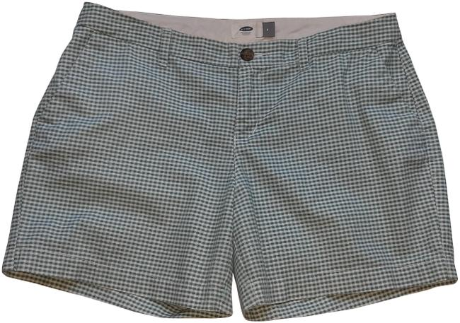 Item - Green Gingham Shorts Size 6 (S, 28)