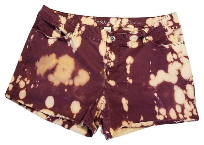 Item - Red Cream No Shorts Size 14 (L, 34)