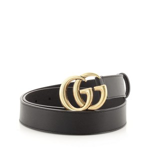 Gucci GG Marmont Belt Leather Thin