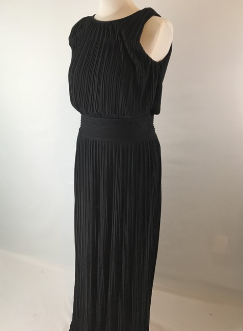 Black Maxi Dress by Calvin Klein Work/Office Maxi