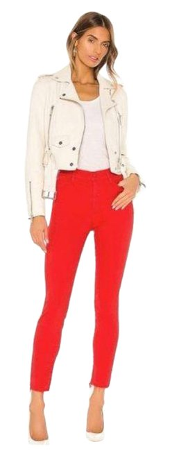 Item - Tomato The Stunner Ankle Fray Skinny Jeans Size 25 (2, XS)