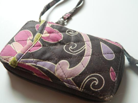 Vera Bradley Wallet Cute Zippers Summer Spring Colorful Fun Cheap Accessories Wristlet Image 1