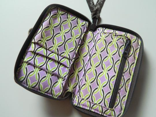 Vera Bradley Wallet Cute Zippers Summer Spring Colorful Fun Cheap Accessories Wristlet Image 3