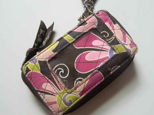 Vera Bradley Wallet Cute Zippers Summer Spring Colorful Fun Cheap Accessories Wristlet Image 4